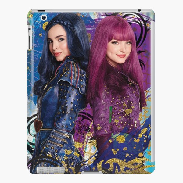 descendants poster iPad Snap Case