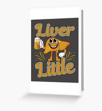Beer celebrations Greeting Card