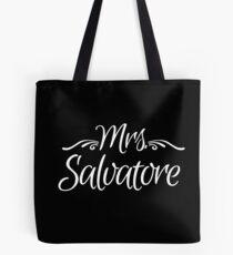 Mrs. Salvatore Tote Bag