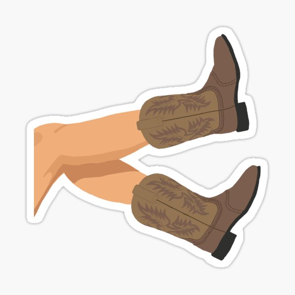 Kickin' it  Sticker