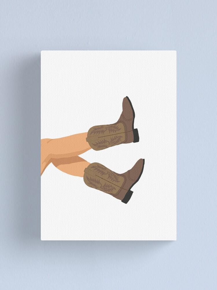 Alternate view of Kickin' it  Canvas Print