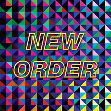 New Order by ADesignForLife