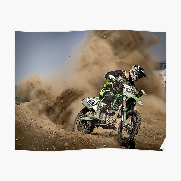 Dirtbike Pictures - Pour les amateurs de Dirtbike Poster