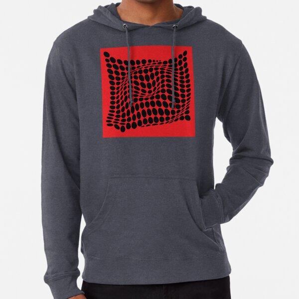 COME INSIDE (RED/BLACK) Sudadera ligera con capucha