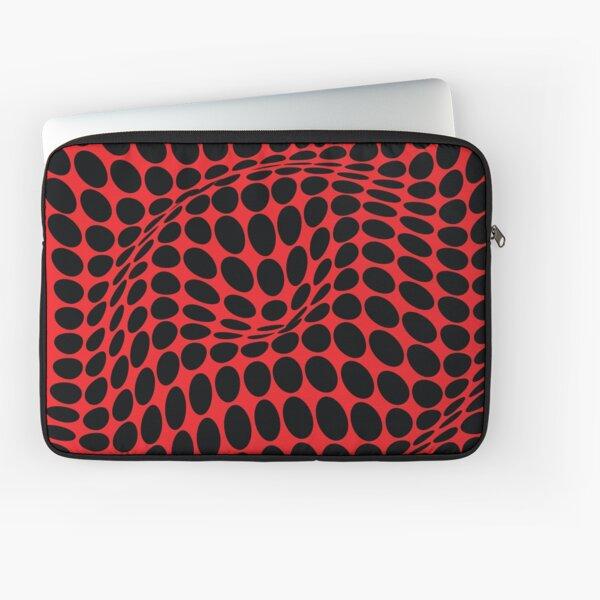 COME INSIDE (RED/BLACK) Funda para portátil