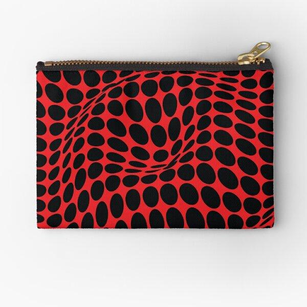 COME INSIDE (RED/BLACK) Bolsos de mano