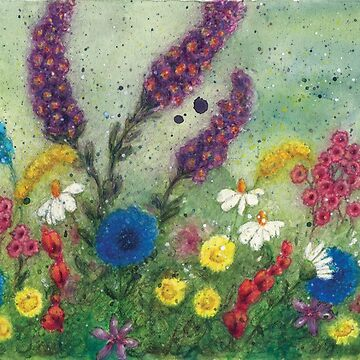 Flower Garden 2 by HeidiHoHo