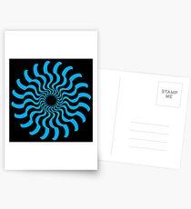 EYE 2 (BLUE) Postales