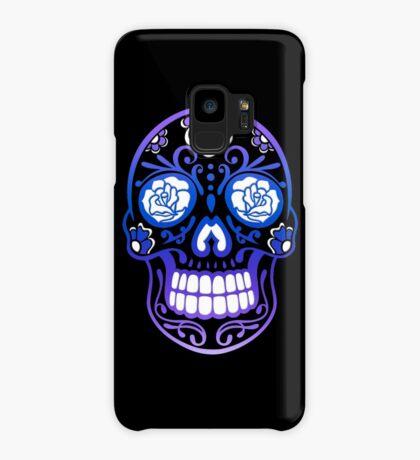 Totenkopf, Totenschädel, Sugar Skull Hülle & Skin für Samsung Galaxy