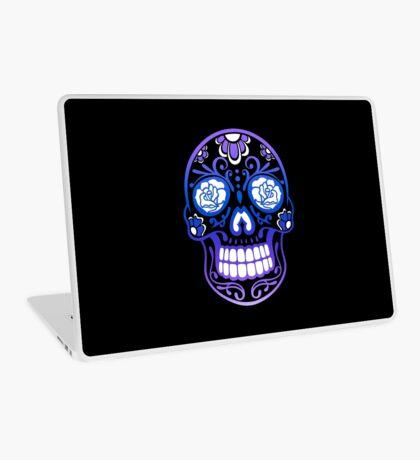 Totenkopf, Totenschädel, Sugar Skull Laptop Skin