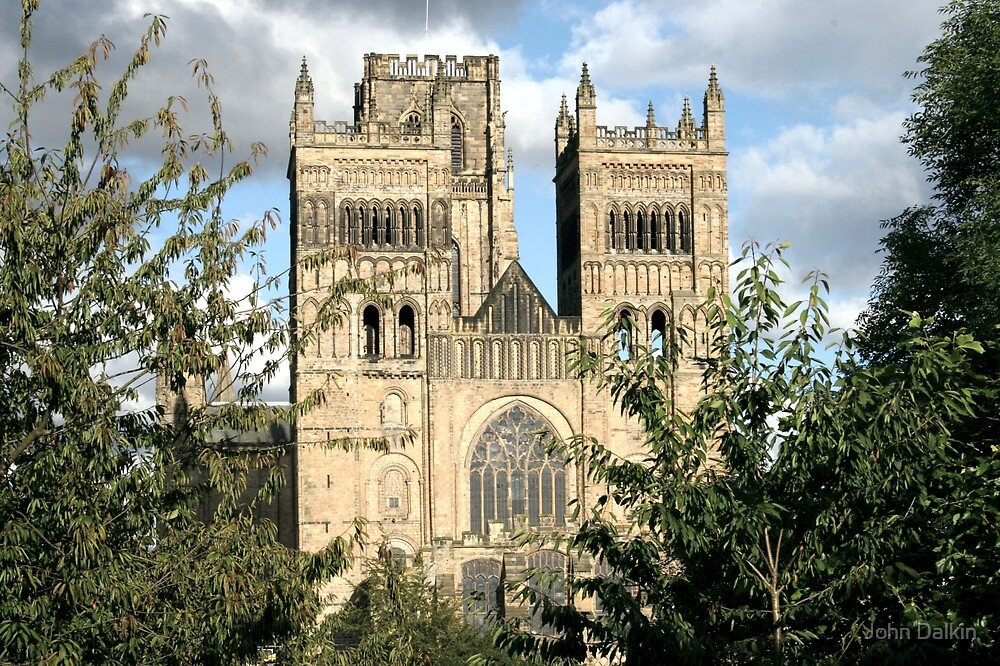Durham Cathedral by John Dalkin