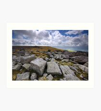 Great Whernside Art Print