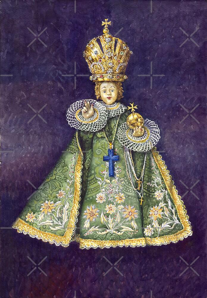 Infant Jesus of Prague by Yuriy Shevchuk