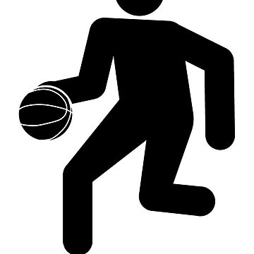 Basketball Stick Man by cpinteractive