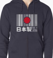 Made in japan Zipped Hoodie