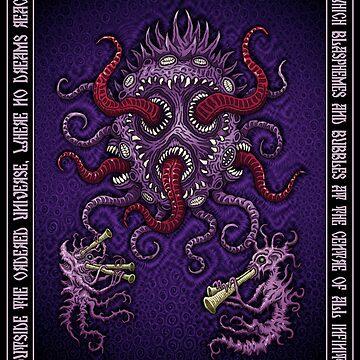 Azathoth Icon - Azhmodai 2018 by Azhmodai