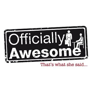 Officially Awesome by Nxolab