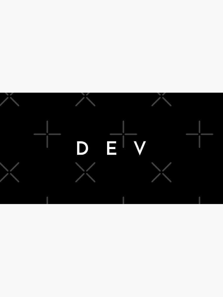 Dev (minimal) by developer-gifts