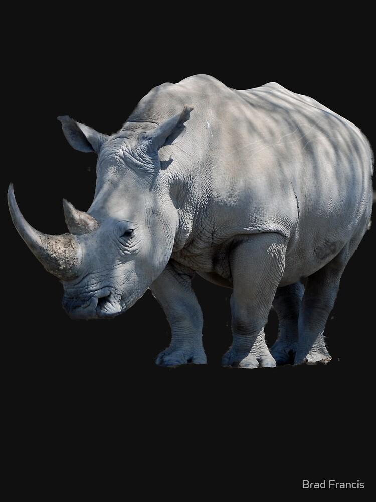Rhino T-Shirt by bfra
