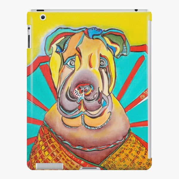 Beach Dog iPad Snap Case