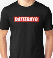 Camiseta ajustada Dattebayo 2