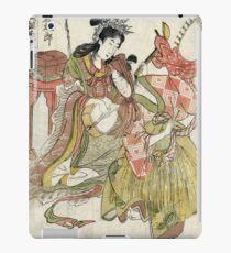 Urashimataro - Utamaro Kitagawa - 1804 iPad Case/Skin