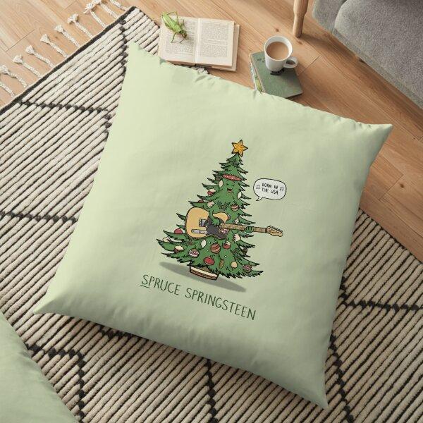 Spruce Springsteen Floor Pillow