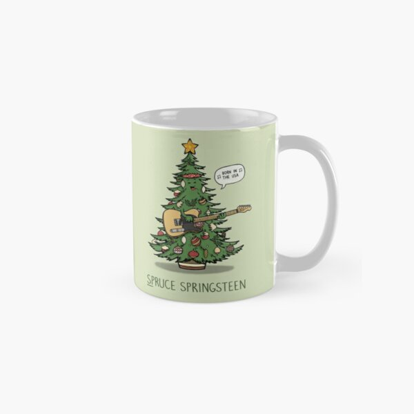 Spruce Springsteen Classic Mug