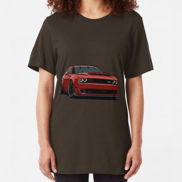 2019 Dodge Challenger SRT Demon T-SHIRT DODGE 840 SRT T-SHIRT