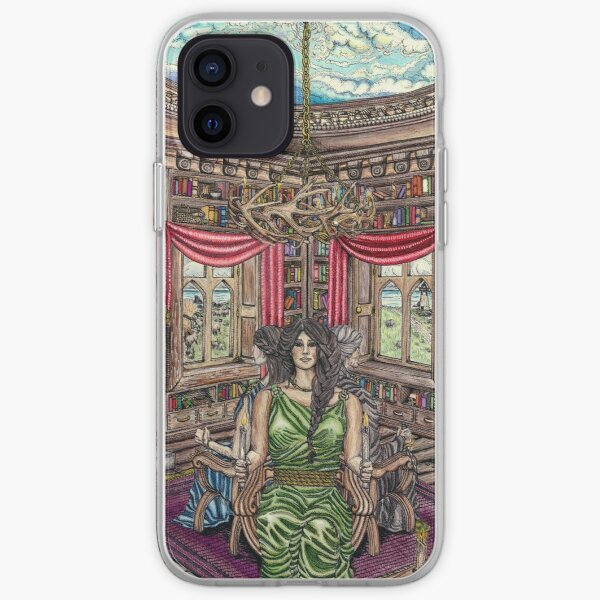 Lady Hecate iPhone Soft Case