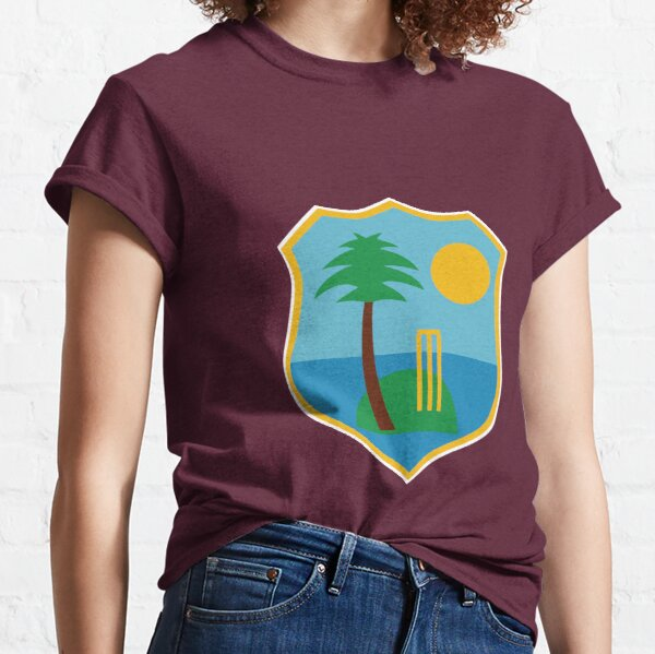 West Indies Cricket 03 Classic T-Shirt