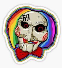 Tekashi 6ix9ine Jigsaw  Sticker