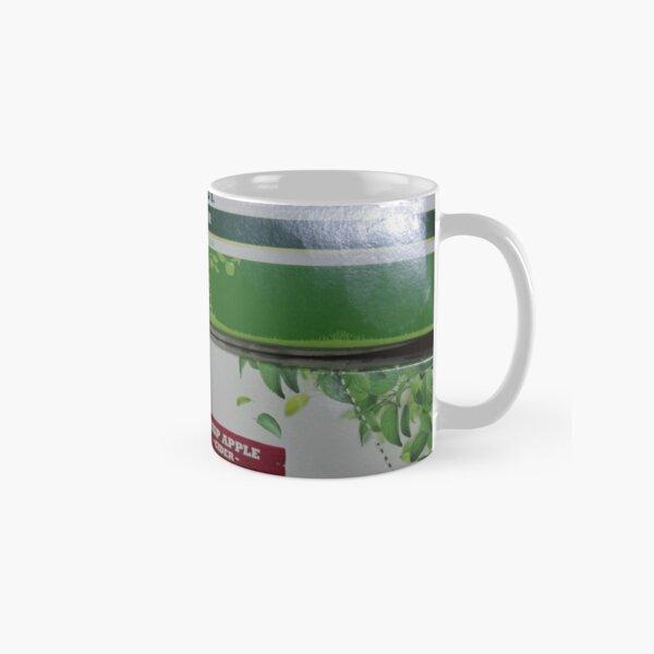 an apple a day keeps the doctor away Classic Mug