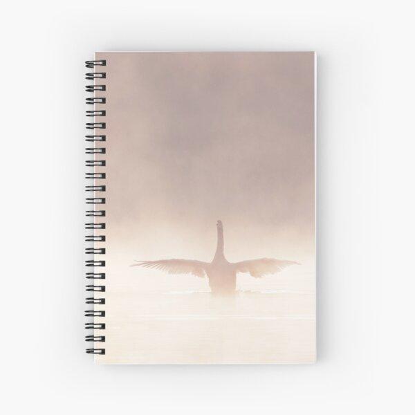 Morning Yoga Spiral Notebook
