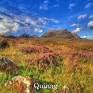 Quinag Sutherland by Alexander Mcrobbie-Munro