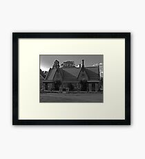 Lady Waterford Hall, Ford, Northumberland Framed Print