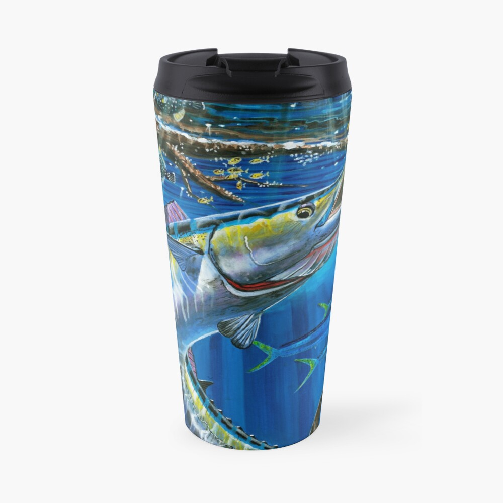 Wahoo Haven Thermobecher