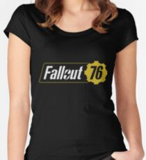 The fall is out 76 Women's Fitted Scoop T-Shirt