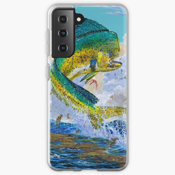 Mahi Hook Up Samsung Galaxy Soft Case