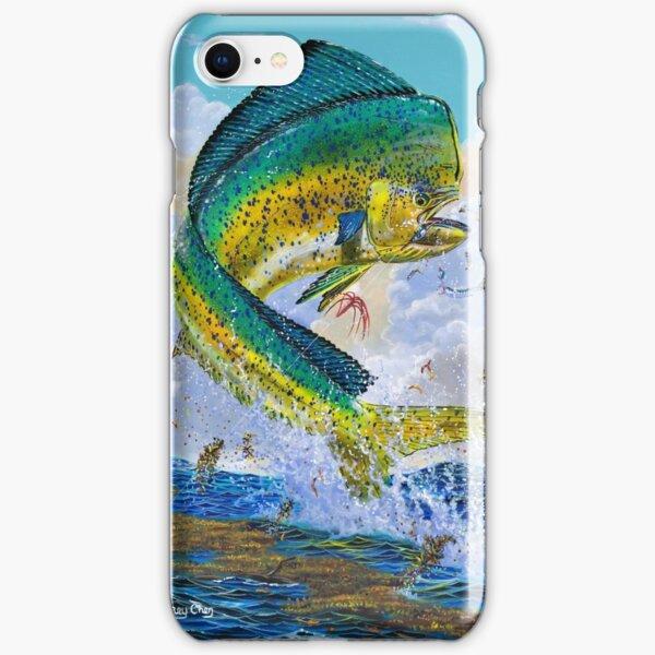 Mahi Hook Up iPhone Snap Case