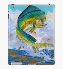 Mahi Hook Up iPad Case/Skin