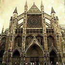 Westminster Abbey by Jonicool