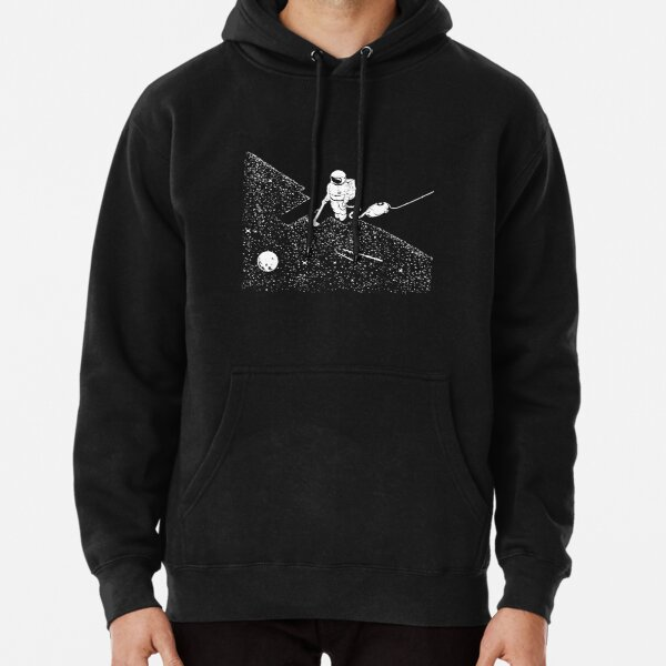 Space Vacuuming T-Shirt  Pullover Hoodie