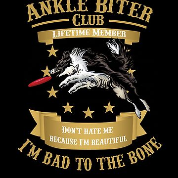 Border Collie Bad to the Bone by rodie9cooper6