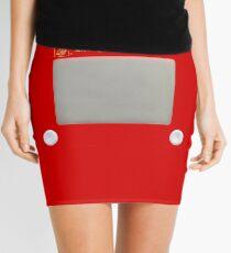 Etch A Sketch Design Mini Skirt