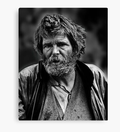 Brother, can you spare a dime? Canvas Print