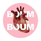 «Heart pink circle» de paleoarteymas