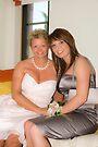 Bride and Bridesmaid  by CJTill
