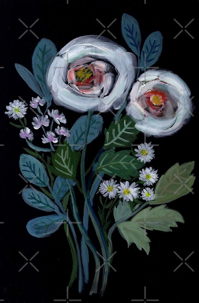 «Flores de noche» de KaylaPhan