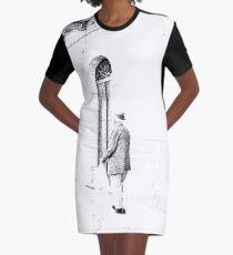 Vulture: old shoemaker Graphic T-Shirt Dress